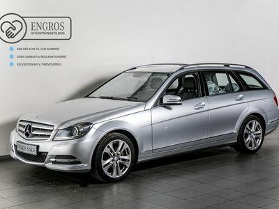 usado Mercedes C200 2,2 CDi Avantgarde stc. aut. BE