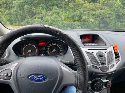 brugt Ford Fiesta 5 DØRS 1,6 TDCI ECONETIC