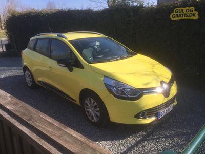 brugt Renault Clio Velholdt