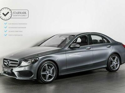 gebraucht Mercedes C220 d 2,2 AMG Line aut.
