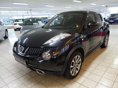 brugt Nissan Juke 1,5 DCi DPF Tekna 4x2 Start/Stop 110HK 5d 6g