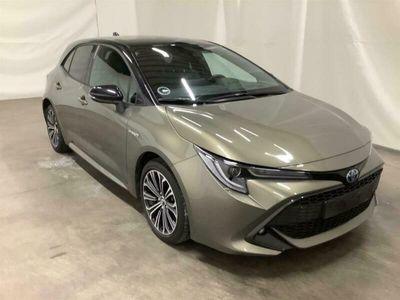 brugt Toyota Corolla 2,0 B/EL H3 Premium E-CVT 184HK 5d 6g Aut.