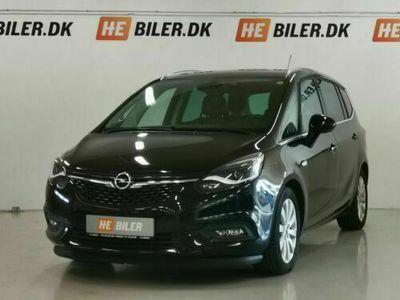 brugt Opel Zafira Tourer T 140 Enjoy