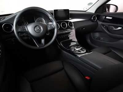 brugt Mercedes C200 d st.car aut.
