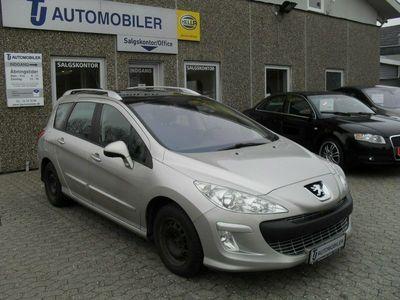 usado Peugeot 308 1,6 HDi 109 Premium SW