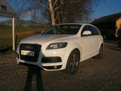 brugt Audi Q7 4,2 TDi quattro Tiptr. Van
