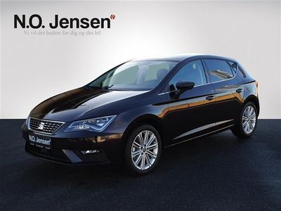 brugt Seat Leon 1,5 TSI Xcellence DSG 150HK 5d 7g Aut.