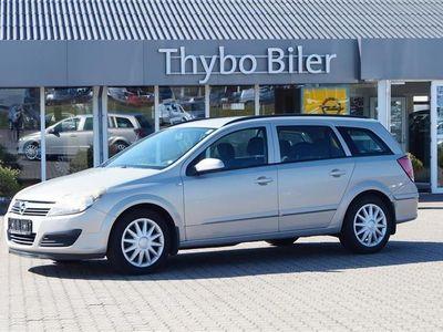 gebraucht Opel Astra Wagon 1,6 Twinport Enjoy 105HK Stc