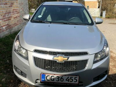 brugt Chevrolet Cruze 1.8 141 HK LS
