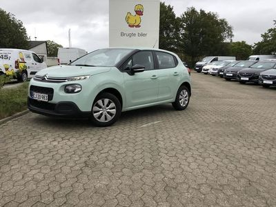 brugt Citroën C3 1,2 PureTech Supreme start/stop 82HK 5d
