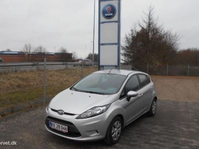 brugt Ford Fiesta 1,6 TDCi Econetic 95HK 5d