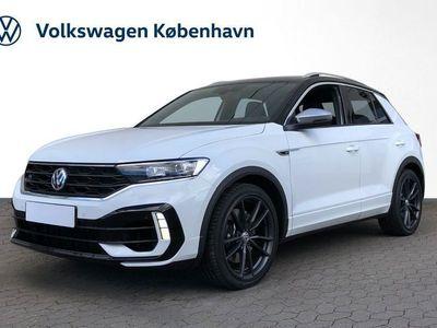 brugt VW T-Roc 2,0 R DSG 4M
