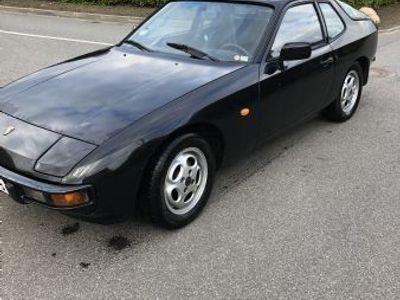 brugt Porsche 924 Porsche 924