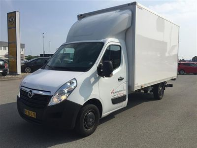 brugt Opel Movano L3H1 2,3 CDTI 170HK Ladv./Chas. 6g