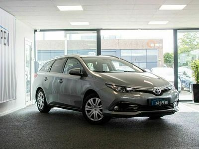 brugt Toyota Auris 1,2 T T2 Touring Sports