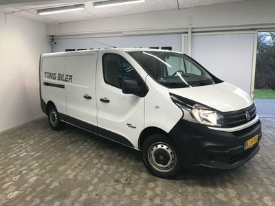 brugt Fiat Talento MJT 120 L1H1 Van 120hk