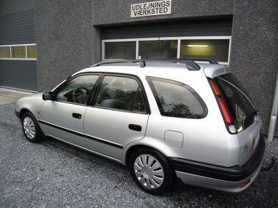 brugt Toyota Corolla 1,6 Luna st.car 5d