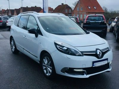 brugt Renault Grand Scénic III 2,0 dCi 150 Bose Edition aut. 7prs