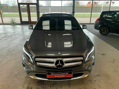 brugt Mercedes GLA220 2,2 CDi aut. 4Matic Van