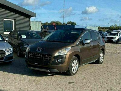 brugt Peugeot 3008 1,6 HDi 114 Style Van