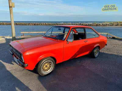 brugt Ford Escort Mk2