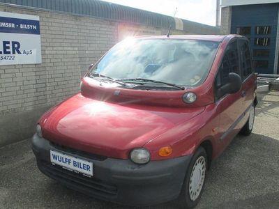 used Fiat Multipla 100 1,6 16V SX 103HK