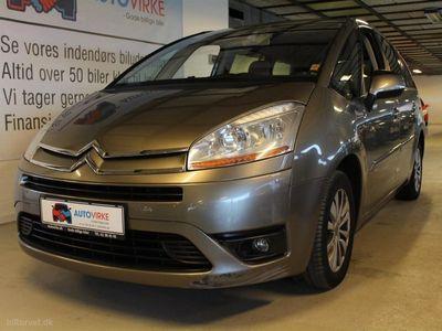 brugt Citroën Grand C4 Picasso 1,8 i 16V 127HK