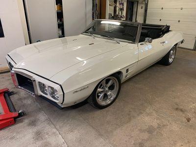 brugt Pontiac Firebird cabriolet