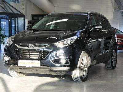 usado Hyundai ix35 2,0 CRDi Premium 4WD 184HK 5d 6g Aut.