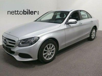 brugt Mercedes C200 d 2,2 Business aut.