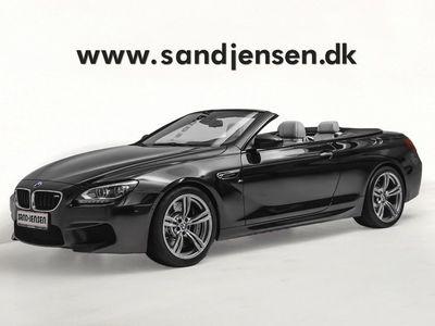 brugt BMW M6 Cabriolet 4,4 aut., 2d