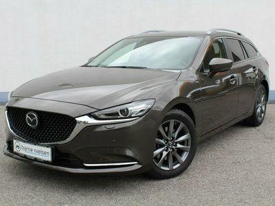 używany Mazda 6 2,2 Sky-D 150 Premium stc.