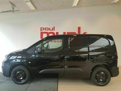 brugt Peugeot Partner 1,5 BlueHDi 100 L1V1 Plus Van