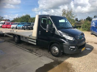 brugt Iveco Daily 3,0 35C21 4100mm Lad AG8