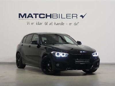 brugt BMW 116 i 1,6 M-Sport 136HK 5d