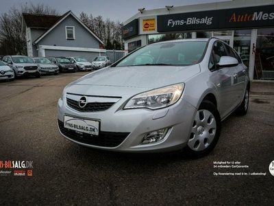 used Opel Astra 4 T 140 Enjoy ST
