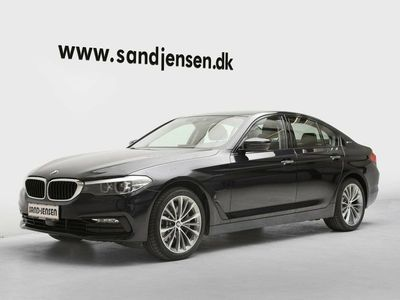 second-hand BMW 530 e 2,0 iPerformance aut.