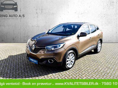 brugt Renault Kadjar 1,5 Energy DCI Zen 110HK 5d 6g - Personbil - brunmetal