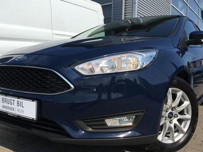 brugt Ford Focus 1,0 EcoBoost Trend 100HK 5d