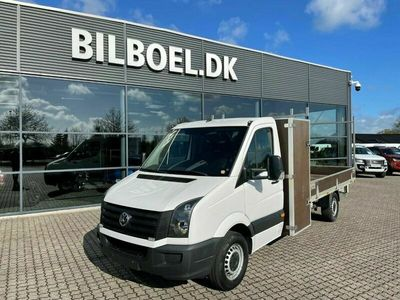 brugt VW Crafter 2,0 TDi 163 Chassis m/lad L