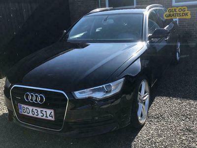 brugt Audi A6 Velholdt Audi A6 quattro 3,0 sælges