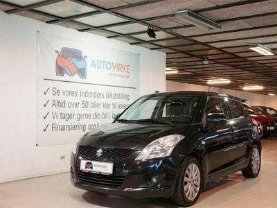 brugt Suzuki Swift 1,2 16V ECO+ Cruise S 94HK 5d