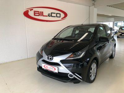 brugt Toyota Aygo 1,0 VVT-I X-Play + Plus pakke 69HK 5d