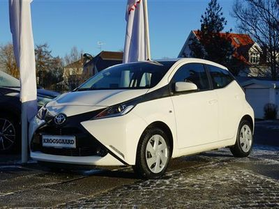 brugt Toyota Aygo 1,0 VVT-I X-Play + Touch 69HK 5d