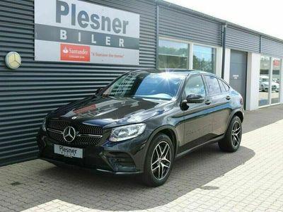 brugt Mercedes GLC220 d 2,2 AMG Line Coupé aut. 4-M