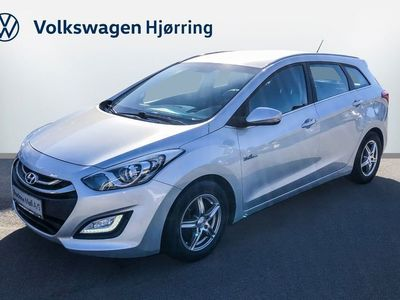 brugt Hyundai i30 1,6 GDi Style CW Eco