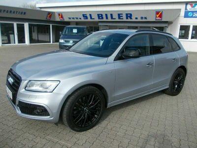brugt Audi SQ5 3,0 TDi 340 quattro Tiptr.