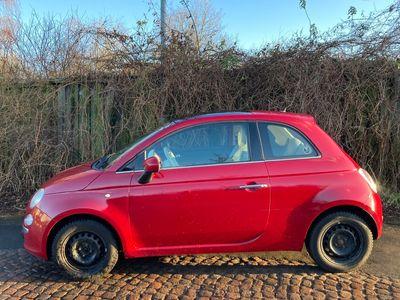 brugt Fiat 500 1.2 69 HK Lounge