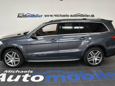 used Mercedes GL500 4,7 aut. 4-M BE