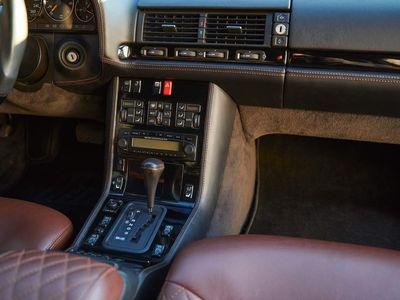 brugt Mercedes S500 UOPLYST